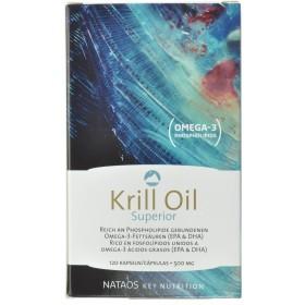 Krill Oil Superior Gelcaps...