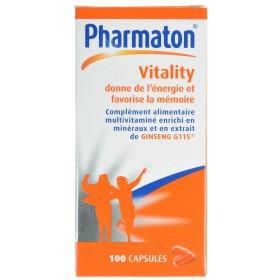 Pharmaton Vitality Capsules...