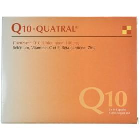 Q10 Quatral Capsules 2x84