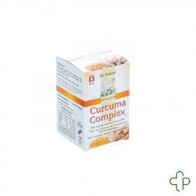 Herborist Curcuma Complex      Caps 120 0774a