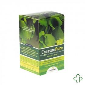 Cressan Pure V-caps 90x500mg
