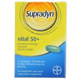 Supradyn Vital 50+ Flacon...