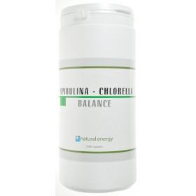 Spirulina-chlorella Balance...