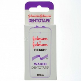 Johnson's Dentotape Waxed 100m