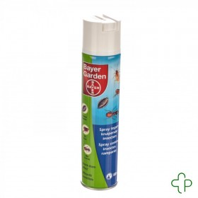 Bayer home spray contre insectes rampants 600ml