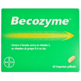 Becozyme tablets 60