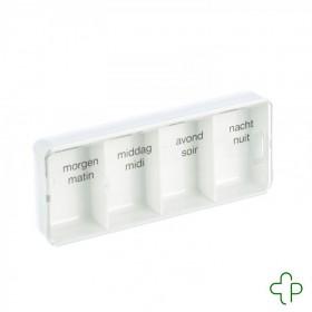 Boite medicaments 4 parts...
