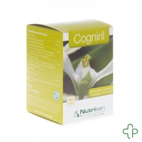 Cogniril caps 60 nutrisan