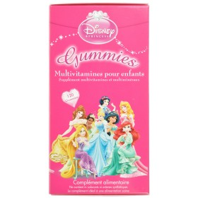 Disney multivitamins enf princess gum.120