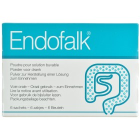 Endofalk powder solution...