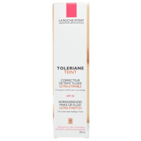 La Roche Posay  toleriane fond de teint correcteur fluide 15 dore 30ml