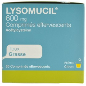 Lysomucil tablets...