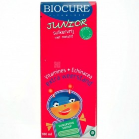 Biocure Junior 180ml Sirop...