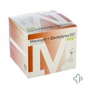 Macrogol + electro eg 13,7g...