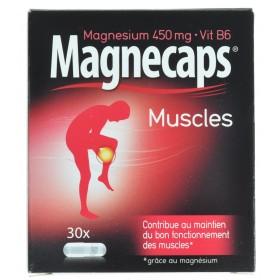 Magnecaps crampes...