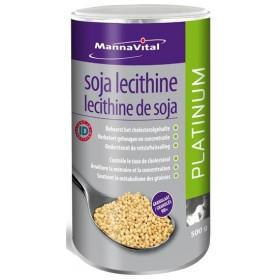 MannaVital soja lecithine platinum gran 500 gr