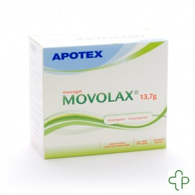 Movolax 13,7 powder...
