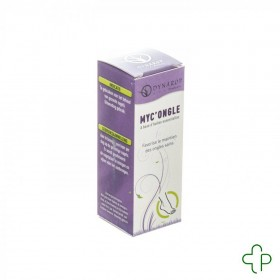 Myc'ongle solution 30ml