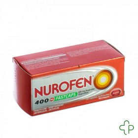 Nurofen 400 fastcaps caps...