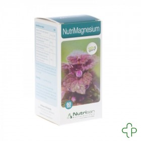 Nutrimagnesium synergy tablets 60 nutrisan