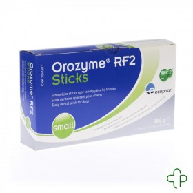 Orozyme rf2 sticks appetents chien small 28