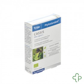Phytostandard cassis caps 20