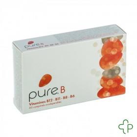 Pure b tablets fondante 60