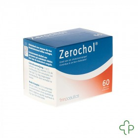 Zerochol 800mg nat. Stereols vegetal tablets 60x800mg