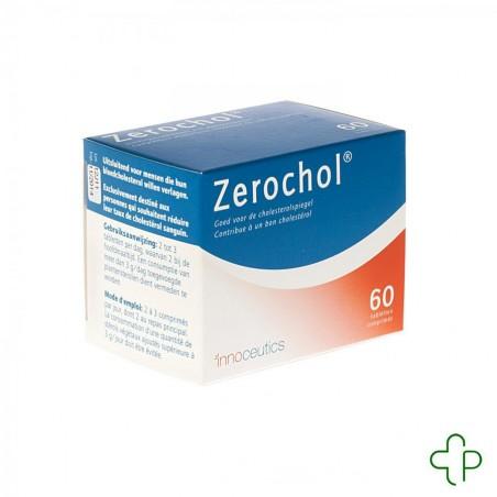 Zerochol 800mg nat. Stereols vegetal tablets 60x800mg