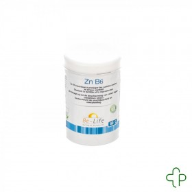 Zn-b6 minerals be life nf gel 60