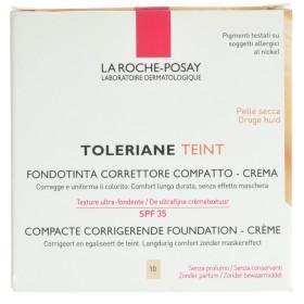 La roche posay toleriane teint correcteur compact ip35 10 ivoire 9g