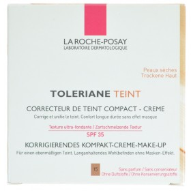 La roche posay toleriane teint correcteur compact ip35 15 crème dore 9g