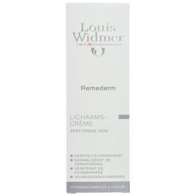 Louis Widmer remederm creme parfumée tube 75ml