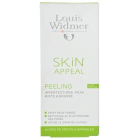 Louis Widmer skin appeal peeling sans parfum tube 50ml