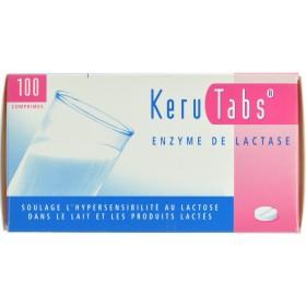 Kerutabs 100 comprimés