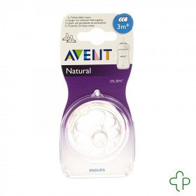 Avent natural tetine medium...
