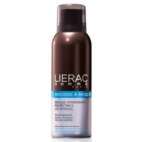 Lierac homme mousse a raser hydratante 150ml