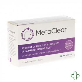 Metaclear comprimés 60