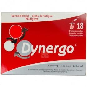 Dynergo ampoules Buvable 18x10ml