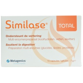 Similase total nf capsules 15