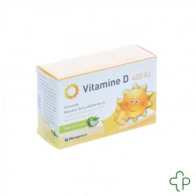 Vitamine d 400iu comprimés 168 metagenics