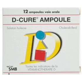 D-Cure 12 Ampullen D Cure
