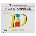 D-Cure 12 Ampoules Vitamine D cure