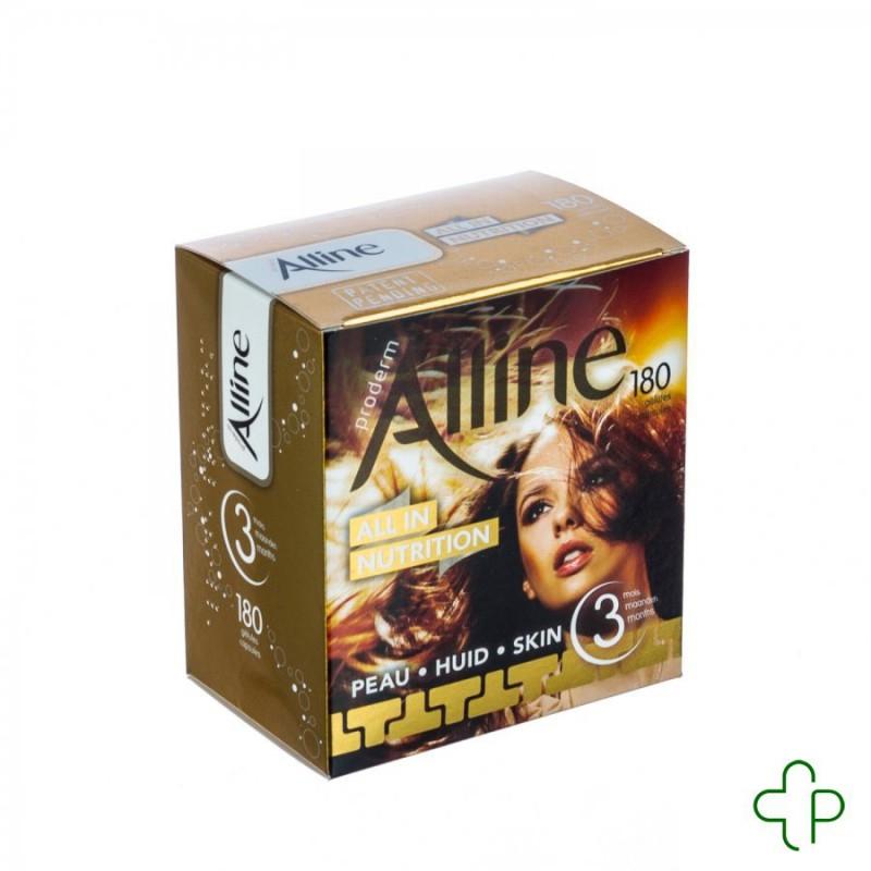 Alline proderm capsules 180