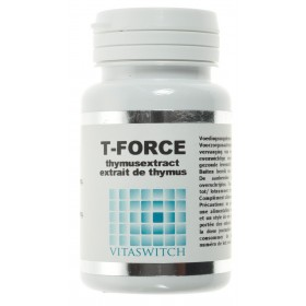 T-force 100 Capsules 263 Mg