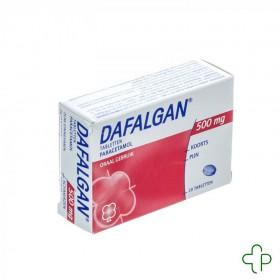 Dafalgan 500 mg sec comprimés 20