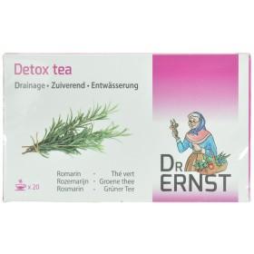 Dr ernst detox the 20