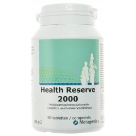 Health reserve 2000 nf pot comprimés 90 16385