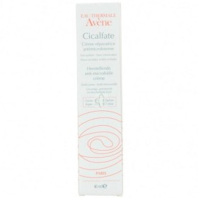 Avene Cicalfate + Creme Reparatrice Antimicrobienne 40ml