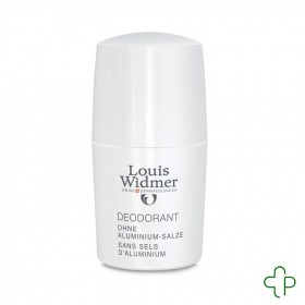 Louis Widmer deodorant sans aluminium parfume roll-on 50ml